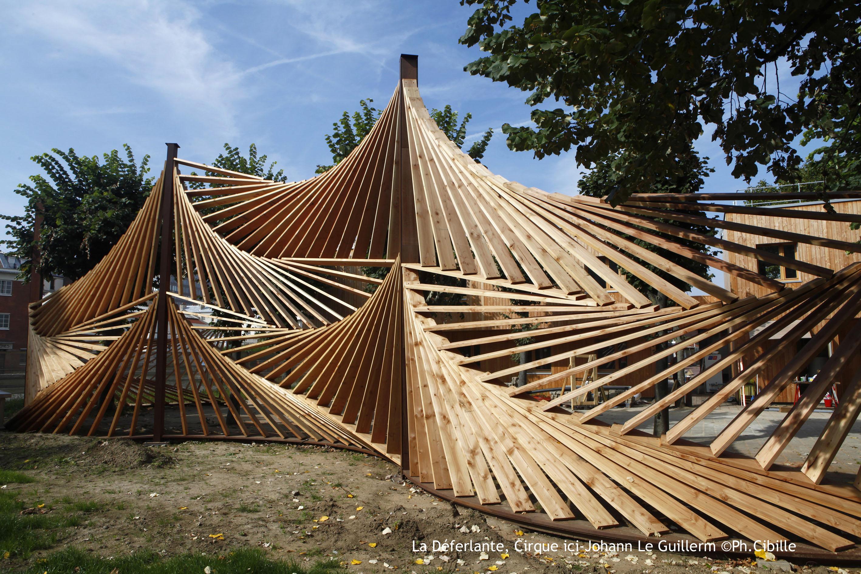 ouvrage d 39 art bois ext rieur structure sur mesure sle. Black Bedroom Furniture Sets. Home Design Ideas