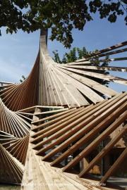 Ouvrage en bois d'exception – Paris (75)