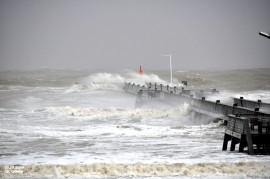Estacade sur mesure pour mer agitée - Saint Jean de Monts (85)