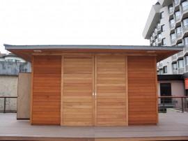 Kiosque en bois - Dax (40)