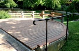 Belvédère terrasse en bois - Paris (75)
