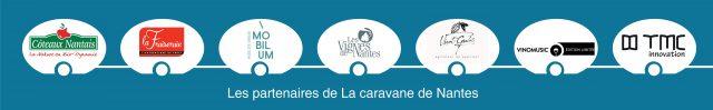 Bandeau partenaires la Caravane de Nantes