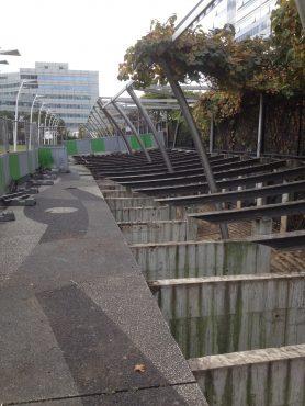 Sundeck travaux rénovation terrasse Jardin Atlantique